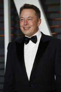 Tesla-Gründer Elon Musk im Februar 2015 auf der Vanity Fair Oscar Party 2015 in Beverly Hills | Foto: Helga Esteb/Shutterstock