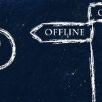 Sind wir im wahren Leben, also Offline, genau so wie Online?